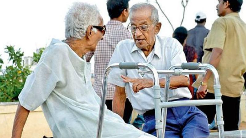 Kerala orders probe on old age homes  Kerala orders p...