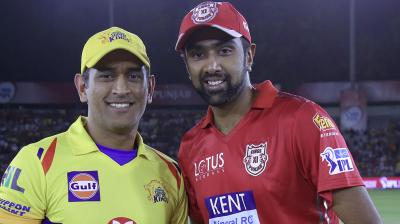 CSK, however, hold a 10-8 head-to-head record against KXIP and will look to spoil KXIP's chances to advance to the playoffs. (Photo: BCCI)