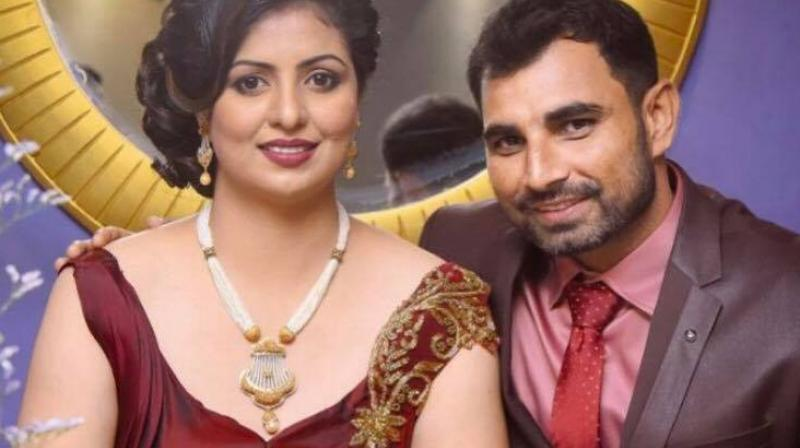 Mohammed Shami's wife Hasin Jahan accused the Indian cricket team pacer of having multiple extra-marital affairs and beating her. (Photo: Facebook)