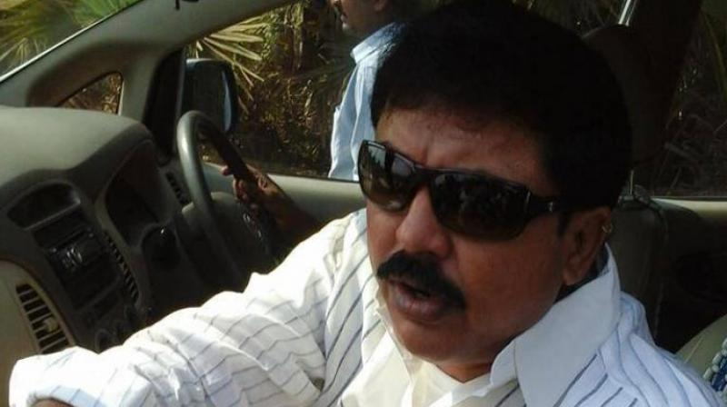 TDP MLA Chinthamaneni Prabhakar sentenced to 2 years jail in assault case