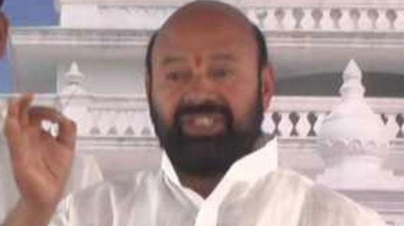 M. Yadhagiri Reddy