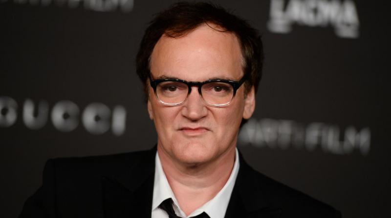 Quentin Tarantino (Photo: AP)