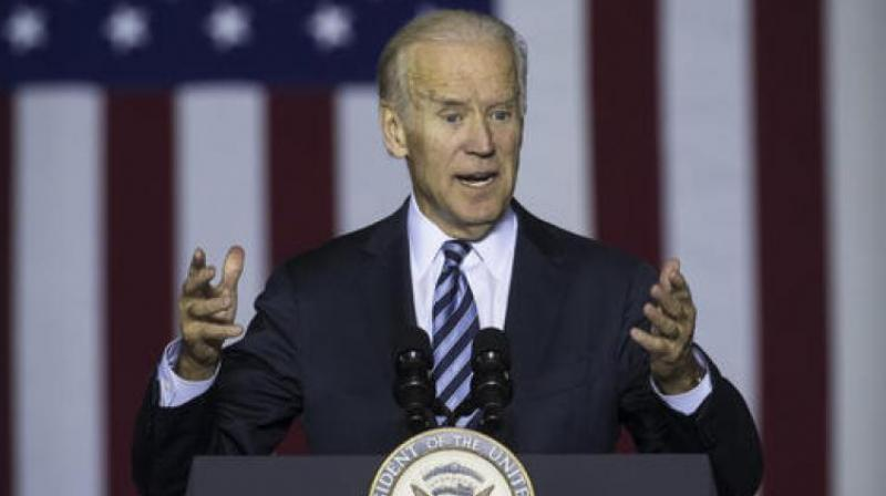 Former Vice President of the United States Joe Biden. (Photo: AP)