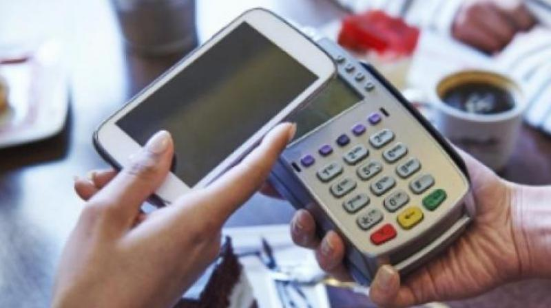 Digital payment transactions in the country have increased manifold to over 2,070 crore in 2017-18, Parliament was informed on Wednesday.