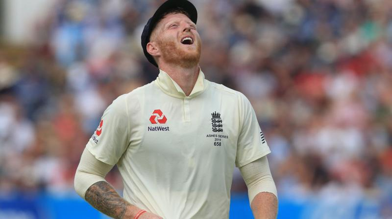 Ben Stokes was successful to break the 130-run partnership by dismissing Head. (Photo: AFP)