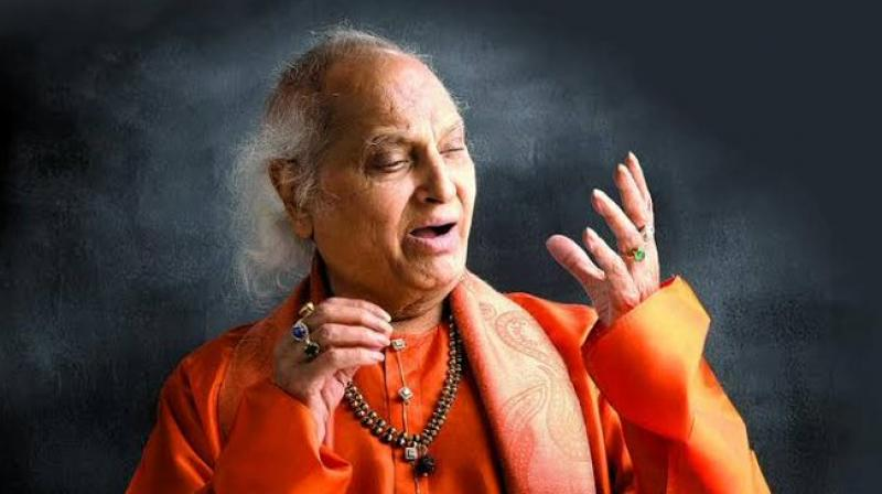 Pandit Jasraj no more