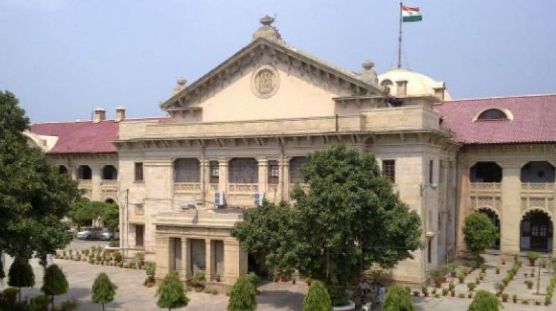 Allahabad High Court. (Photo: PTI/File)