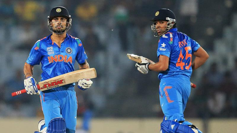Rohit Sharma recently captained Mumbai Indians to a record third Indian Premier League title. (Photo: ICC)