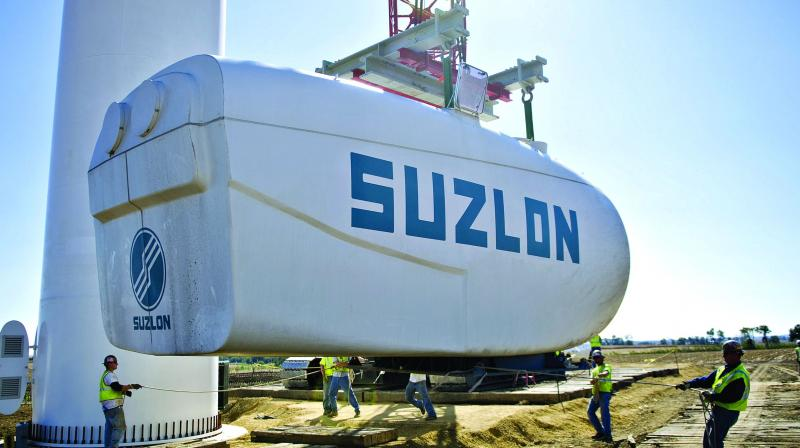 A deal like Brookfield's could be critical for Suzlon and its lenders as the firm's ratings on its long-term bank facilities were downgraded at Care Ratings Ltd. to D from BB in April.