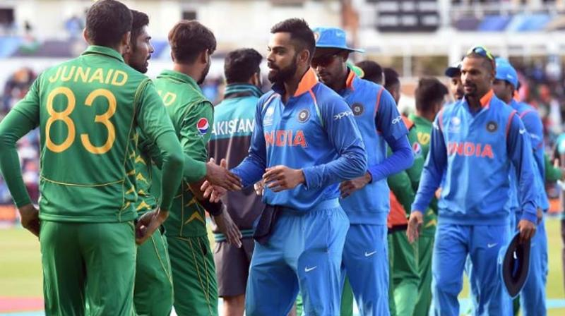 A notable encounter in the upcoming encounter is that of an India-Pakistan clash to be played on June 16 at Old Trafford. (Photo: AFP)