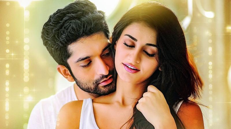 Produced by Ramesh Varma,  the film also stars Regina Cassandra, Aditi Arya, and Nandita Sweta in key roles.  The film is currently in post-production.