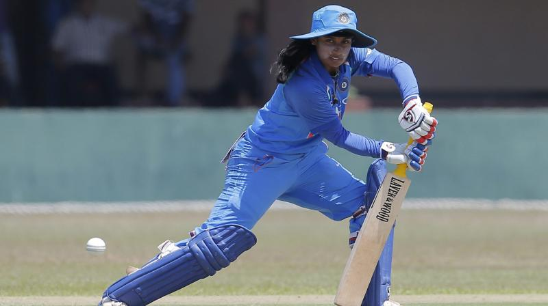 Smriti Mandhana dazzles as India thrash Australia in Women's World T20