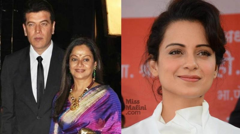 Zarina Wahab had recently slammed Kangana Ranaut's allegations about her Aditya Pancholi and her.