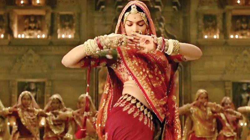 The CBFC's  Examining Committee asked the film's producers - the director  was  not present during the censor screening - to  remove the shots  where her stomach was  visible.  (Photo: DC)