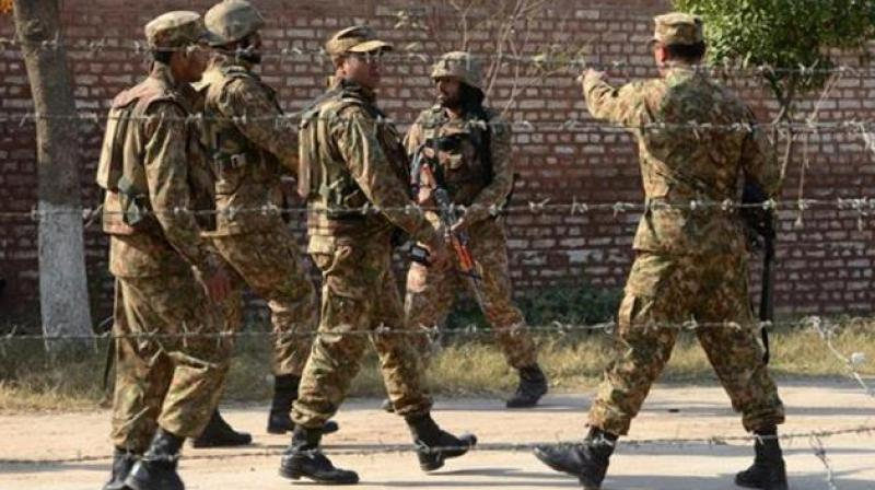 All 6 killed in firing linked to militancy: Army