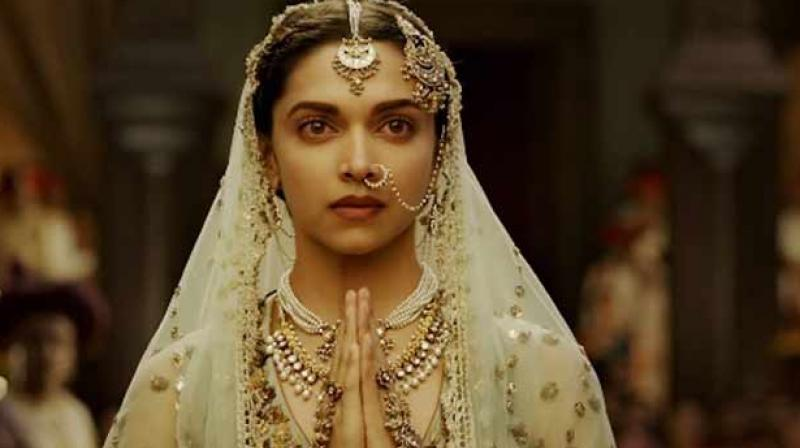 Despite the ongoing controversy, Padmavati to release as ...
