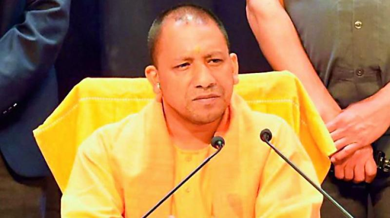 In the meeting of high-power committee chaired by Chief Minister Yogi Adityanath on Monday here in the state capital, the CM said that lord Ram's statue would be installed on the 100 hectares of land near River Sarayu in Ayodhya. (Photo: File)