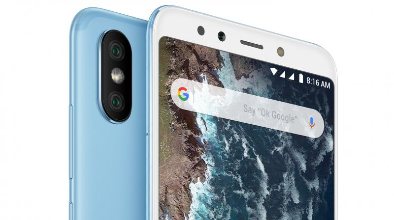 The Mi A2 is essentially an evolved form of the Redmi Note 5 Pro that was launched earlier this year.