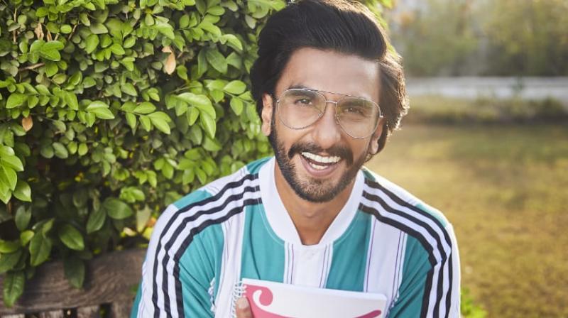 Ranveer Singh. (Photo: Instagram)