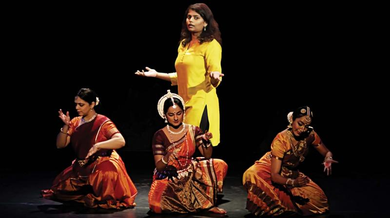 Conceptualised in 2015 and 15 shows later, Meghna and the cast of Anamika have often had audience members walk up to them afterwards, to tell their own stories. After watching Devaki's sorrow upon giving up her child, Krishna, an audience member came up to cast after the show.