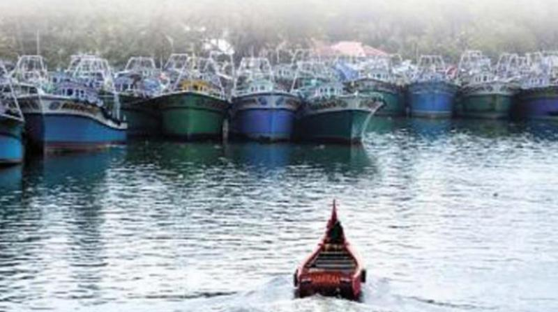 The centre has not approved the plan to develop Kollam port, which is closer to the international shipping channel, into an emigration entry- exit point. (Representational image)