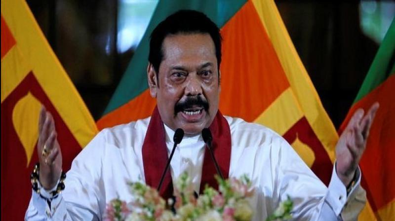 Mahinda Rajapaksa, credited with ending civil war, sworn-in as Lanka Prime Minister