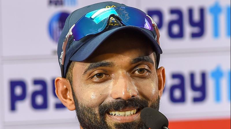 Talking about his personal career, Rahane said just like any other cricketer, he also aspired to play in the World Cup. (Photo: PTI)