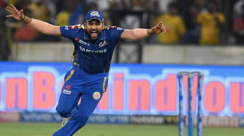 Hardik Pandya was a key performer for Mumbai Indians. He scored 402 runs at 44.66, striking them at 191.42 and returned with 14 wickets. (Photo:AFP)
