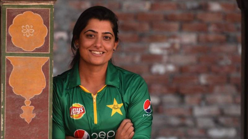 Sana, who completed her Bachelors in Science, captained Pakistan from 2009 to 2017. (Photo: Sana Mir/Twitter)