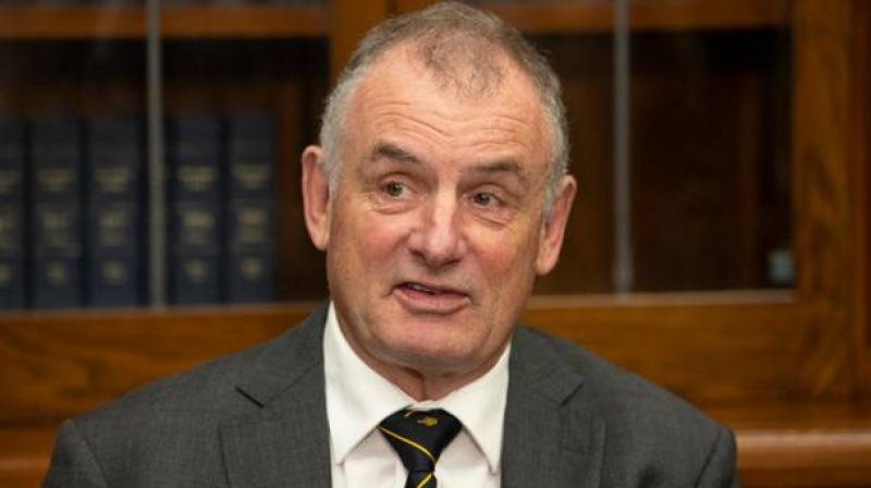 Mallard described the situation as 'intolerable' but said he could not go to police as all submissions to the inquiry were made on the basis that they would be kept strictly confidential. (Photo: Twitter I Trevor Mallard)
