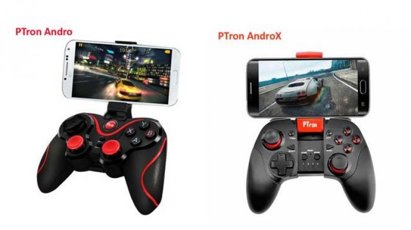 PTron Andro and AndroX will be available on LatestOne.com at a price of Rs 999.