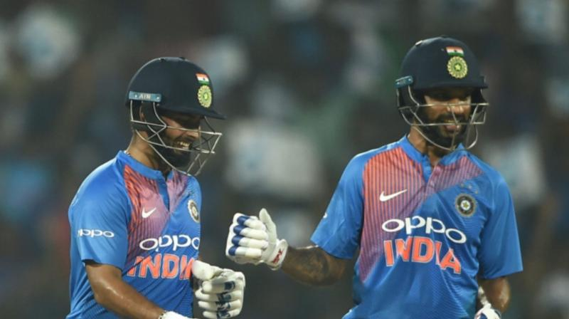 Pant, recently adjudged the ICC's Emerging Cricket of the Year, returns to the side for the T20s against New Zealand starting Wednesday after being left out of the ODIs which India won 4-1. (Photo: PTI)