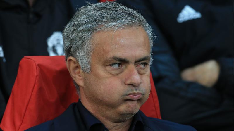Mourinho appeared before a judge in a Madrid court to confirm the plea agreement he had reached with prosecutors. (Photo: AFP)