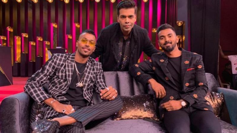 Case Registered Against Pandya, Rahul, Johar for 'KWK' Comments
