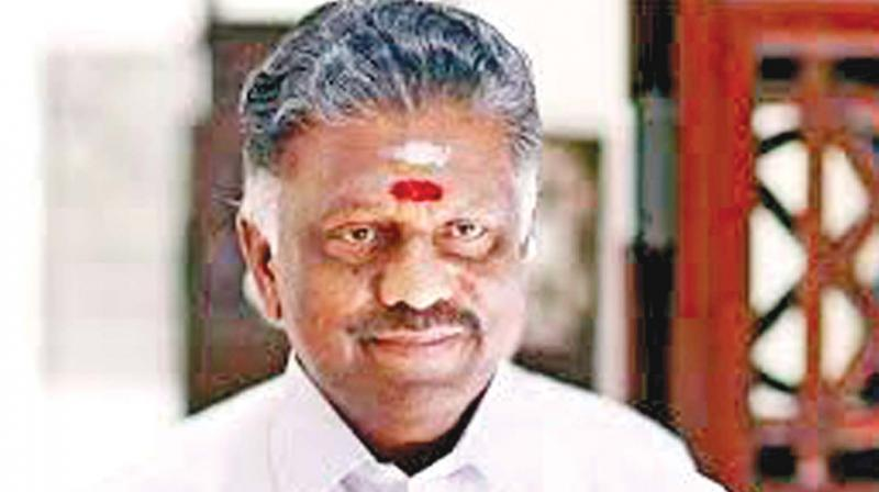 Deputy Chief Minister O. Panneerselvam said if the DMK members wished they could donate their salary to the CM public relief fund.