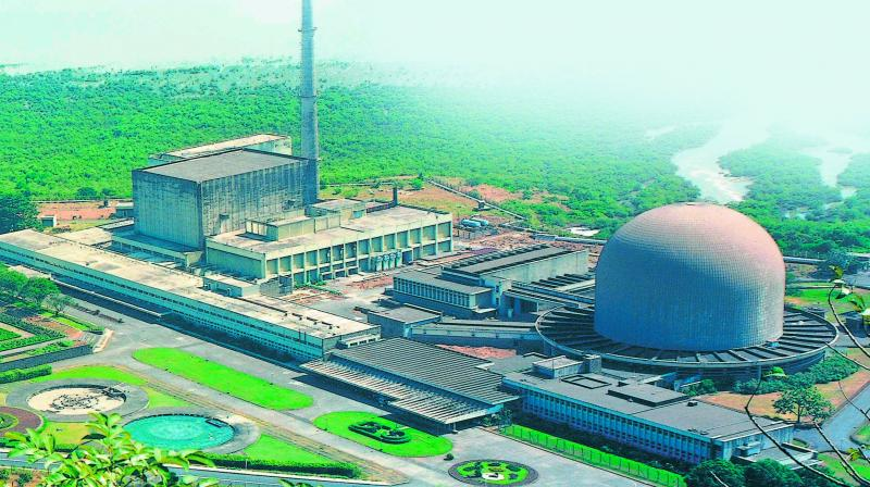 Despite decades of high  levels of funding and  political backing, nuclear power constitutes only a trivial fraction (3.5% in 2015) of overall electricity generation in India