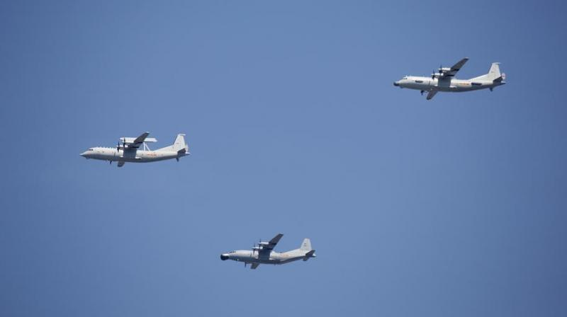 No threat from 50 Chinese aircraft in Tibet, monitoring situation