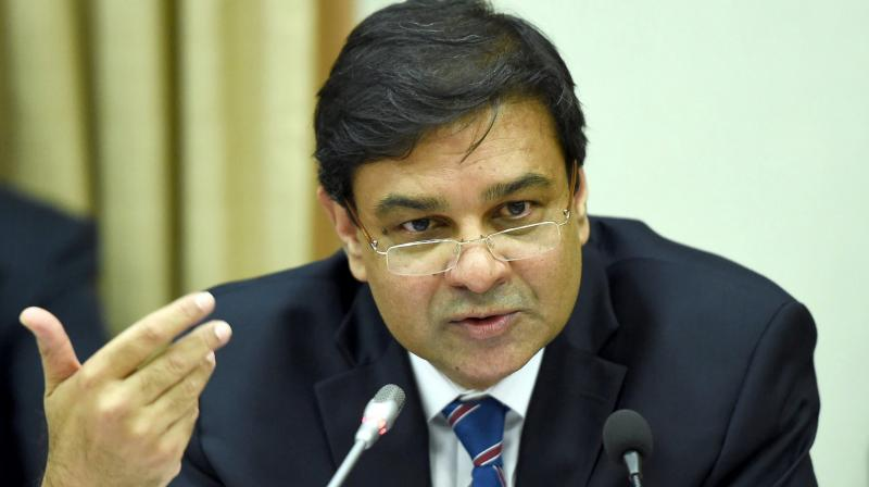 RBI governor Urjit Patel. (Photo: File)