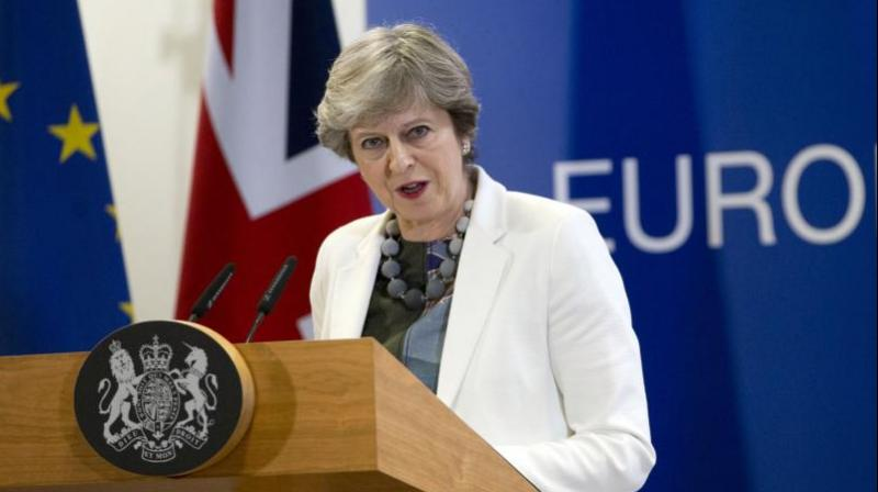 British Prime Minister Theresa May (Photo: AP)