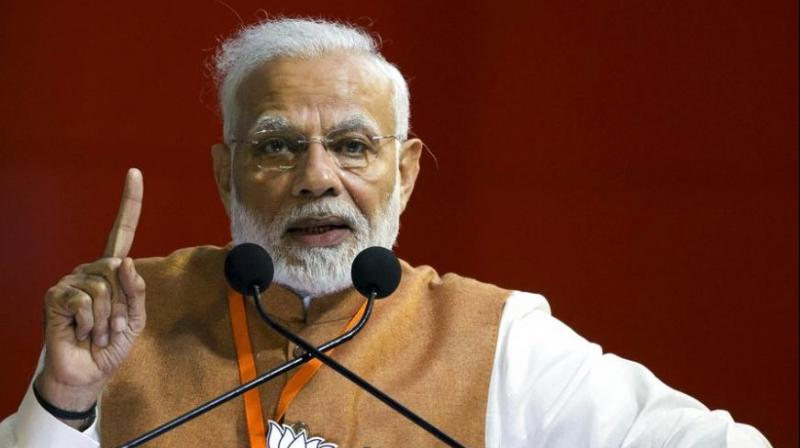 "In August 2015, the Modi government signalled the prospect of a settlement by initialling what it called a ""Framework Agreement"" with the Naga insurgents. (Photo: AP)"
