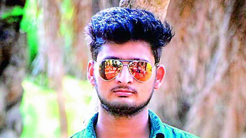 Srinivasa Reddy, 21