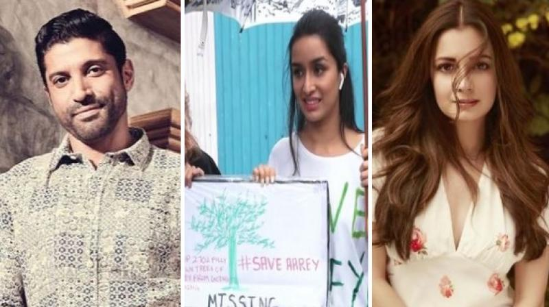 Aarey: Bollywood expresses anger on social media over slashing trees