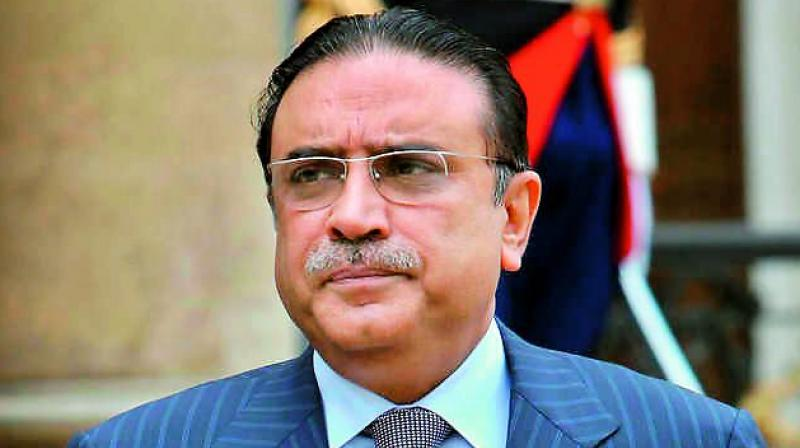 Although Zardari had never been convicted in the past, it seems harder for him to come out unscathed from the multiple graft cases against him this time.