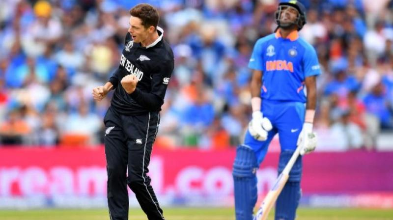 After India lost to New Zealand in their semi-final match by 18-runs, more than 1.3 billion fans were left heartbroken as India lost another chance to reach the finals for the second time after the 2015 World Cup exit from the semis. (Photo: cricketworldcup/twitter)
