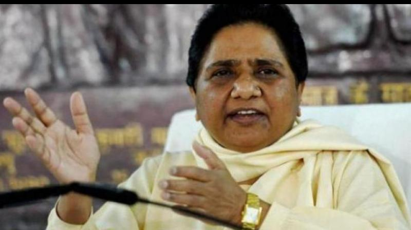 Mayawati, AAP to skip Congress-led Opposition meeting on CAA