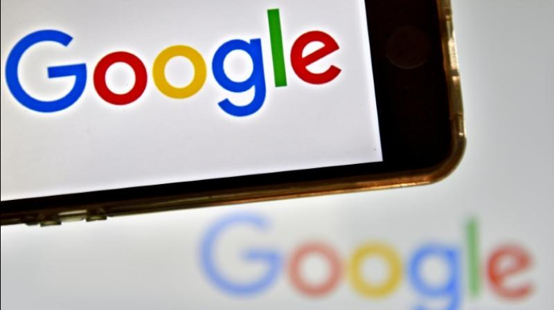 A court spokeswoman said Google had not asked for an interim order to suspend the European Union decision. (Photo:AFP)