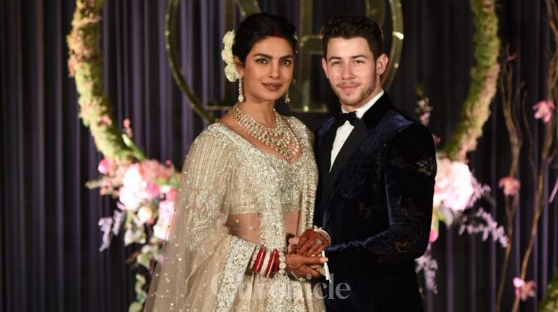 Post the Nickyanka wedding, Nick Jonas and Priyanka Chopra hosted a wedding reception in Delhi.