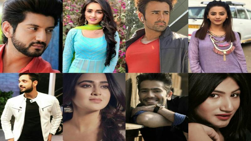 TV celebs shares their thoughts on Lord Buddha.