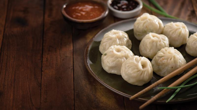 Today, momo is a kind of food that revs up one's appetite as well as the soul! (Photo: File)