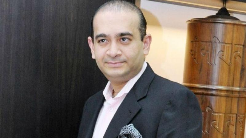 Diamond Merchant Nirav Modi is needed in connection to Rs 13,500-crore Punjab National Bank (PNB) scam. (Photo: PTI)